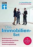 Das Immobilien-Set: Bedarfsanalyse, Besichtigungscheckliste, Finanzierungsplan, Kaufvertragsprüfung – Checklisten für den Immobilienkauf
