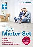 Das Mieter-Set: Alle rechtlichen Mietfragen - inkl. Formulare und Musterschreiben: Mietvertrag, Kaution, Mietminderung, Nebenkostenabrechnung