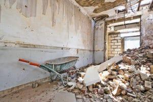Haussanierung. Asbest erkennen. So geht das!