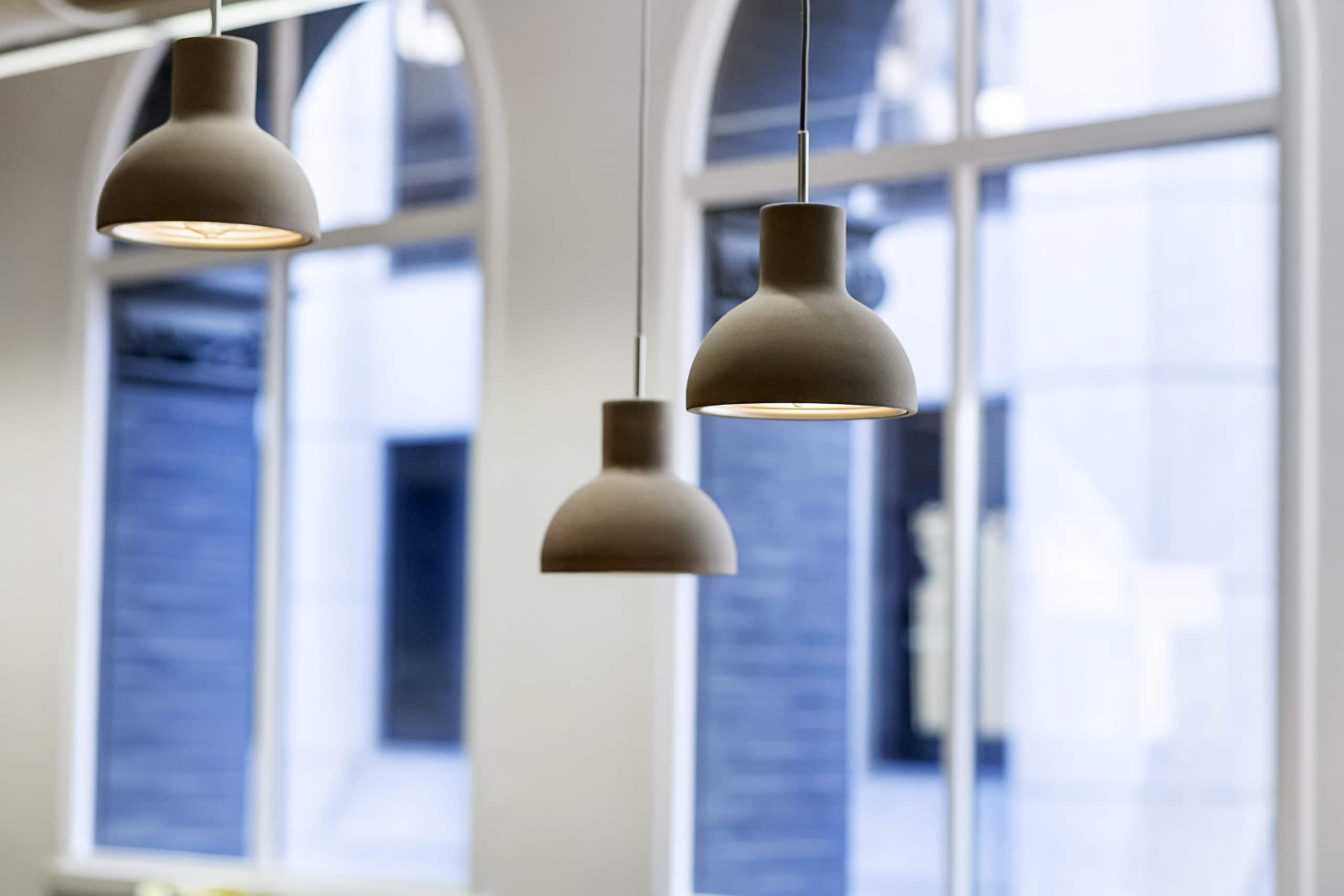 Die perfekte Innenbeleuchtung macht jeden Raum wohnlich und behaglich.